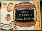 Ed Belfour Cards, Rookie Cards and Autographed Memorabilia Guide 26