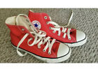 Converse High Top All Star Chuck Taylor Red Women Size 8 Mens 6