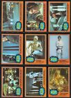 1977 TOPPS STAR WARS 5 Complete Set of 66 Cards & 11 Stickers Ex NM