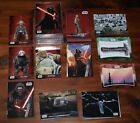 2016 Topps Star Wars The Force Awakens Complete Set - Limited Edition 25