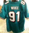 Cameron Wake 2012 Miami Dolphins authentic Nike Elite game model stitched jersey