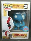 Funko Pop! Games NYCC Limited Edition Exclusive God of War Kratos #25