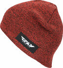 FLY RACING FITTED BEANIE BRICK HEATHER