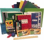 Secondary School Supply Pack Essential Items Bundle for Middle High College