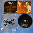 MAYHEM Ancient Skin / Necrolust - Gorgoroth Marduk Watain Immortal Satyricon