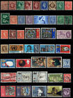 Great Britain all different lot 12 43 stamps