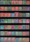 Germany all different lot 22 56 stamps