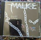 MALICE - Crazy In The Night (1989, Metal Blade Records) OOP Metal CD