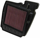 K&N Replacement Air Filter for Yamaha FZ150 / FZ16 - YA-1611