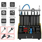 AUTOOL CT150 Petrol Car Motorcycle Fuel Injector Tester Cleaner Cleaning Machine