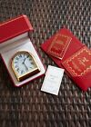 CARTIER ROMANE PENDULETTE WITH BOX AND PAPERS