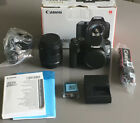 CANON EOS 200D DSLR Camera with EF-S 18-55 mm f/3.5-5.6 III Lens