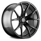 Varro VD01 Wheel 22x9 (35, 5x114.3, 73.1) Black Single Rim