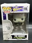 Funko Pop! Movies Monsters The Mummy #115 Vinyl Figure w Protector (Vaulted) NEW