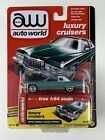Auto World 1976 Cadillac Coupe DeVille 1 64 scale Limited Edition Diecast Model