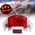 Motorcycle GY6 50cc Scooter Moped Tail Light Assembly For Tao Tao Sunny 12V DC