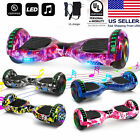 65 Electric Hoverboard Self Balancing LED Bluetooth Scooter board UL No Bag