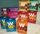 Weight Watchers Mixed Lot Of 13 Snack Bars Fig Truffles