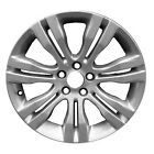 02512 18X8 Alloy Wheel 7 Painted Silver Fits 2015 17 Chrysler 200 Sedan