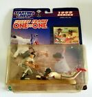 STARTING LINEUP 1999 FREEZE FRAME CAL RIPKEN JR.  AND KENNY LOFTON NEW SEALED
