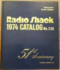 RARE 1974 Tandy Radio Shack Catalog Managers Electronics Turntables stereo