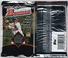 2001 Bowman BB Two(2) x 10 Card Packs. Albert Pujols RC or Autograph?