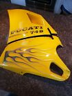 Ducati 748 916 996 998 OEM Left side LH Mid and Lower Fairing