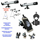 150X TELESCOPE FULL 57 TRIPOD LUNAR AND FOR STAR OBSERVATION + SMARTPHONE MOUNT