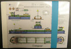 Barge Kit for Marklin Mini Club Z Scale Layout NEW