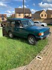 LARGER PHOTOS: Land Rover discovery 3.9 v8 manual spare or repair off roader