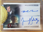 2019 Rittenhouse The X-Files Archives Classic Autographs Cards 9