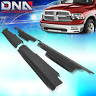 FOR 2009 2020 DODGE RAM 1500 3500 CREW CAB 4X ROCKER PANEL  SILL PLATE COVER