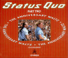 DISC ONLY ....Status Quo The Anniversary Waltz - Part 2 UK CD single