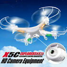 Syma X5C 1 Explorers RC Quadcopter Drone with HD Camera 24G 4CH 6 Axis LCD Gyro