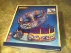 Lemax ROUND UP Holiday Village Animated & Musical Carnival Ride -Train Accent