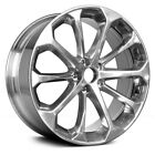 For Ford Taurus 13 17 Alloy Factory Wheel 10 Spoke All Polished 20x8 Alloy