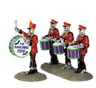 Lemax DRUM CORPSE Spooky Town Holiday Village-set of 2 Pieces