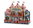 Lemax CIRCUS FUNHOUSE Animated Holiday Village-Carnival -Train
