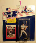 1988 DON MATTINGLY STARTING LINEUP - SLU  SPORTS FIGURE  NEW YORK YANKEES (a)