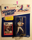 1988 DON MATTINGLY STARTING LINEUP - SLU  SPORTS FIGURE  NEW YORK YANKEES (c)