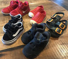 Lot 5 Pair Toddler Retro Jordan Nike Native Sandal sneaker sz 4C 5C 6C Vans Cat
