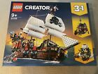 LEGO Creator Pirate Ship 3 In 1(31109)