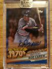 Top 10 Rod Carew Baseball Cards 27