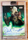 2019 Topps Star Wars Stellar Signatures Trading Cards 13