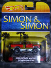 2014 HOTWHEELS Retro Entertainment A SIMON  SIMON Dodge Power Wagon