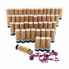 Oh Baby Pink Gender Reveal Confetti Poppers Baby Shower Party Decor 48 Pcs