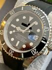 Bliger 2813 Seagull Submariner Homage Automatic Men's watch (US Seller)