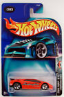 Hot Wheels 2003 Red Lamborghini Diablo w 5 Spoke 5SP wheels Final Run C203