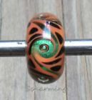 Authentic Trollbeads Unique Glass Bead 935 Illusion