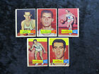 1957-58 Topps Basketball Cards 40